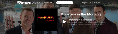 Monsters in the Morning