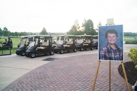 2015 Annual Golf Tournament - Jordan Smelski Foundation for Amoeba Awareness