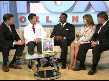 Jordan Smelski Foundation on FOX 35 News