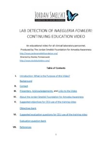 Video Support Document