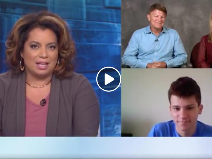 MichaeLA's Michaela Pereira interviews Shelly and Steve Smelski